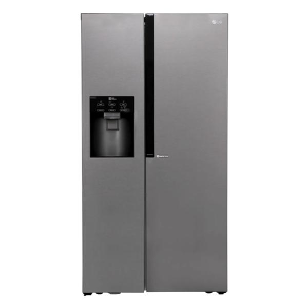 LG GSL 361 ICEZ Side-by-Side Kühl-Gefrier-Kombination (Wasser- & Eisspender, No Frost) für nur 799€ (statt 909€)