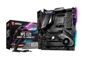 MSI MPG X570 Gaming Pro Carbon WiFi ATX Mainboard Sockel für nur 194€ inkl. Versand