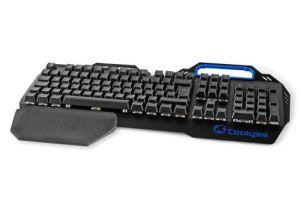 Nedis Mechanische Gaming-Tastatur (RGB-Beleuchtung, QWERTZ-Layout) für nur 38,96€ inkl. Versand