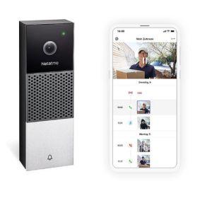 Netatmo Smarte Videotürklingel (schwarz) für nur 224,90€ inkl. Versand