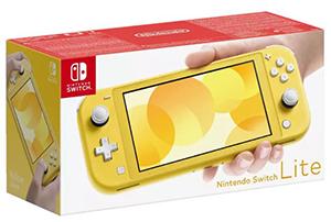 NINTENDO Switch Lite Gelb für nur 169,99€ inkl. Versand