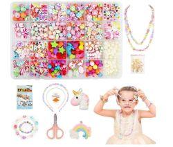 Genhoo DIY Perlenschmuck Set für Kinder nur 8,49€