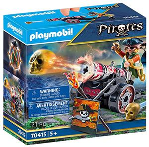 PLAYMOBIL Special Plus 70415 Pirat mit Kanone für nur 4€ (statt 8,89€)