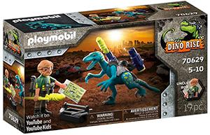 PLAYMOBIL Dino Rise 70629 Aufrüstung zum Kampf für nur 12,63€ (statt 16,29€)