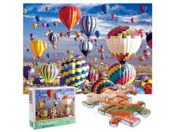 """Genhoo 1000 Teile Puzzle """"Heißluftballons"""" für nur 7,99€"""
