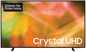 Samsung GU60AU8079UXZG Crystal UHD 4K TV (60 Zoll, HDR, AirSlim, Dynamic Crystal Color) für nur 549,99€ (statt 639€)