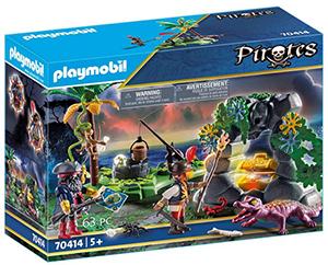 PLAYMOBIL Pirates 70414 Piraten-Schatzversteck für nur 7,19€ (statt 12,14€)