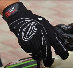 YIHULI Sport Vollfingerhandschuhe mit Touchscreen-Support für 8,99