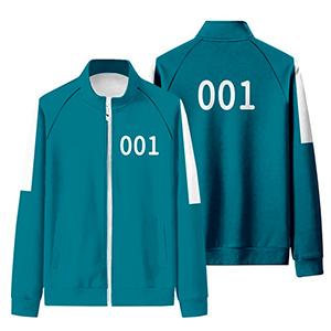 Trainingsjacke mit Nummer in Squid Game Optik für nur 21,56€ inkl. Versand