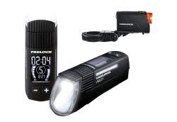 Trelock 760 I-Go Vision+LS 720 Reego Fahrrad Beleuchtungsset für 89,42€
