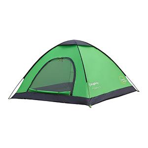 KingCamp Monodome Kuppel-Wurfzelt für 2-3 Personen nur 24,97€