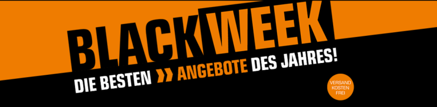 Saturn Black Week Tagesangebote