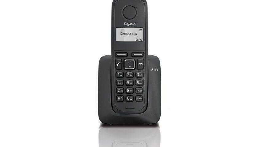 Gigaset A116 DECT Telefon